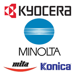 Image of copier logos